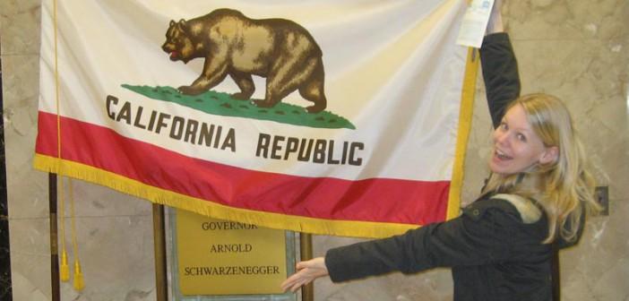 Chrissy in Kalifornien