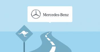 Deutsche Firmen in Australien: Mercedes-Benz