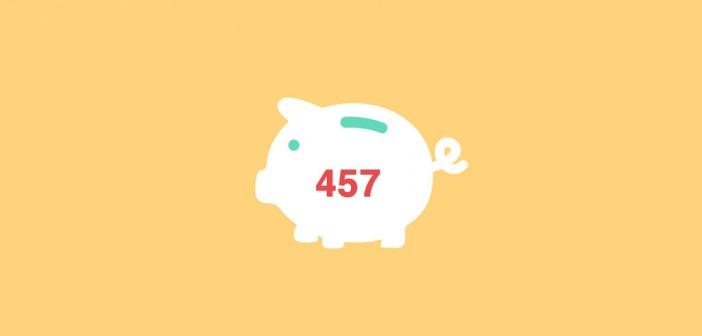 Was das 457 Visum kostet