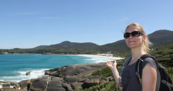 Chrissy in Australien