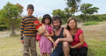 Irina und ihre Familie in Australien