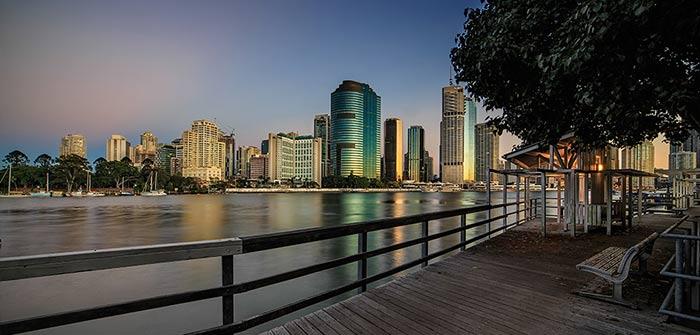 Auswandern nach Australien und leben in Brisbane