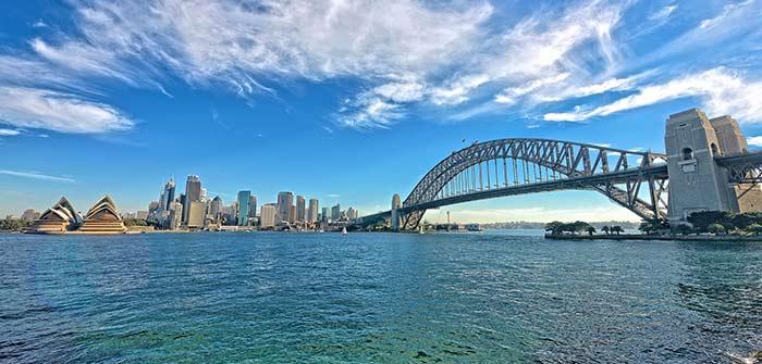 Auswandern nach Australien und leben in Sydney