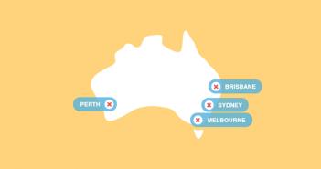 Wohin auswandern? Die fünf größten australischen Städte im Überblick