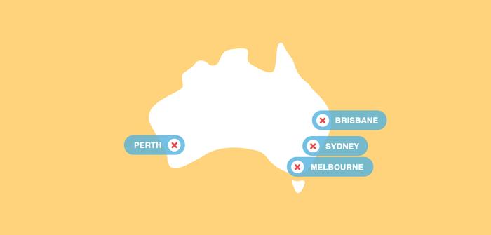 Auswandern nach Australien – die richtige Stadt wählen