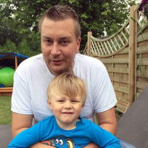 Christian und sein Sohn bereiten sich aufs Auswandern nach Australien vor