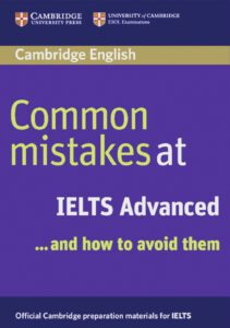 buch common mistakes ielts