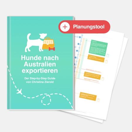 ebook hunde nach australien exportieren