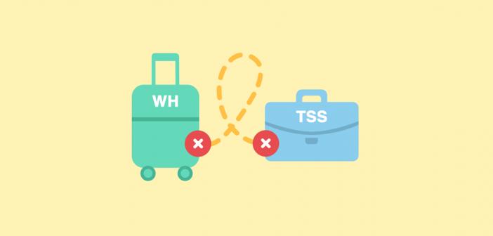 Der beste Weg zum TSS-Visum für Leute unter 31