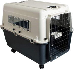 Hundetransportbox Nomad fürs Flugzeug und internationale Flüge